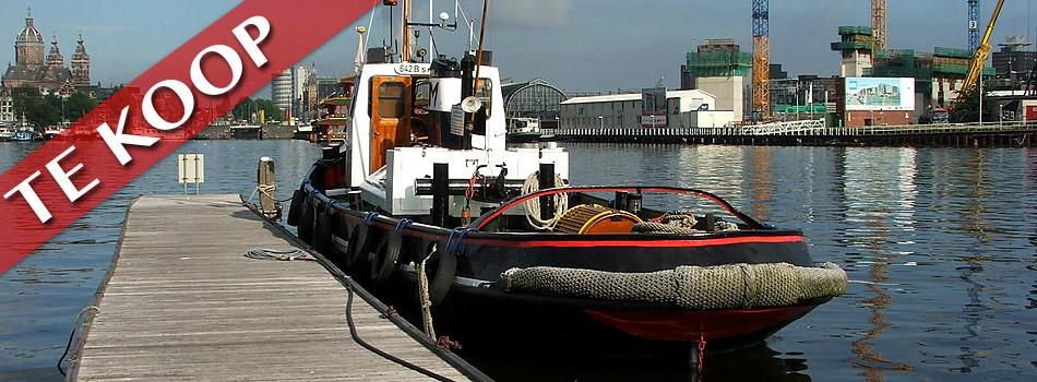 motorsleepboot avontuur